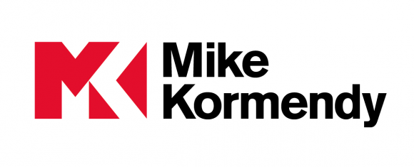 Mike Kormendy Monogram Logo