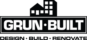 Grun·Built Brand Logo